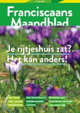Abonnement op Franciscaans Maandblad