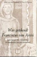 Was getekend: Franciscus van Assisi